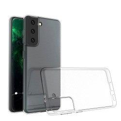 Samsung Galaxy S21 Transparent TPU Skal