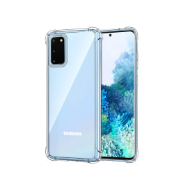 Samsung S20+ skal - extra stöttåligt