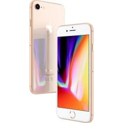 Begagnad iPhone 8 64GB Guld Grade A Guld