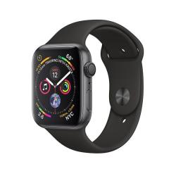 Apple Watch 4 Aluminium 44mm Wifi Svart Grade B Svart