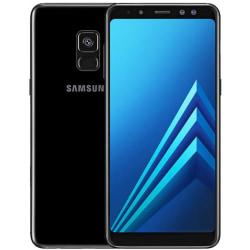 Begagnad Samsung A8 2018 32GB Svart Grade A