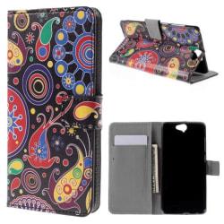 Plånboksfodral HTC One A9 - Jellyfish