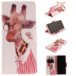 Plånboksfodral Samsung Galaxy Note 8 – Giraff