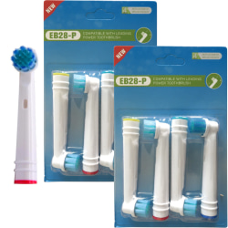 8-Pack Oral-B Kompatibla Tandborsthuvud Sensitive EB28-P