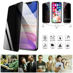 iPhone 11 - Integritet Härdat Glas Skärmskydd