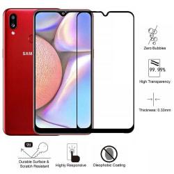 2 Pack Samsung Galaxy A10 - Härdat Glas Skärmskydd