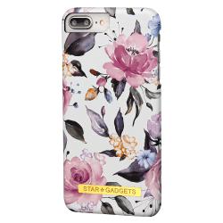 iPhone 7 Plus / 8 Plus - Skal / Skydd / Blommor