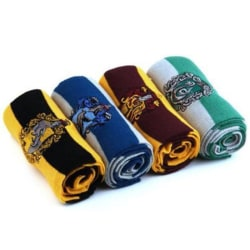 Harry Potter-serien halsduk tillbehör för färgskådespelare Red yellow 165CM*17CM