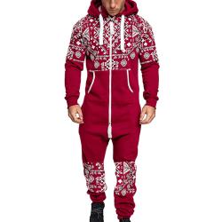 Herrtröja i ett stycke, pyjamasbottenbyxor