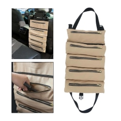 Tool Roll Organizer Tool Roll Up Canvas Bag Tool Big Pouch