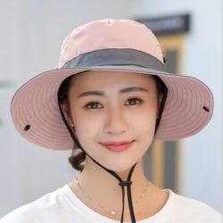 Kvinnakläder för kupol tom tom fiskarhatt Pink 55-57cm