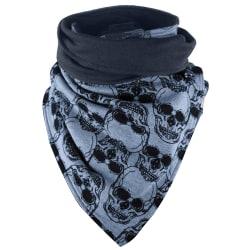 Kvinnors tryckta modehaklapp Elegant sjal Fashion Trend Scarf
