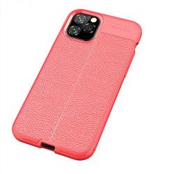 iPhone 11 - Stötdämpande Stilrent Silikonskal Red Röd