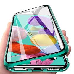 Samsung Galaxy S20 Ultra - Magnetiskt Floveme Dubbelskal Grön