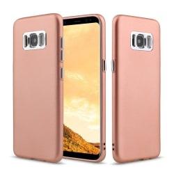 Samsung Galaxy S8+ - NAKOBEE Stilrent Skal (ORIGINAL) Guld