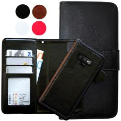 Samsung Galaxy Note9 - Läderfodral / Skydd Brun