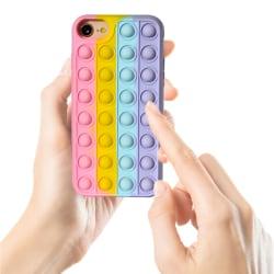 iPhone 7/8/SE (2020) - Skal / Skydd / Pop It Fidget