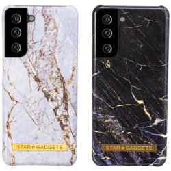 Samsung Galaxy S21 - Skal / Skydd / Marmor Vit