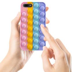 iPhone 7 Plus / 8 Plus - Skal / Skydd / Pop It Fidget
