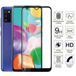 Samsung Galaxy A41 - Härdat Glas Skärmskydd