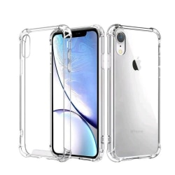 iPhone XR - Skal / Skydd / Transparent