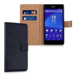 Sony Xperia Z3+ E6553 Plus Svart Väska / Plånbok / Fodral