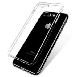 iPhone 7 & 8 PLUS transparent Ultra slimfit skydd / fodral