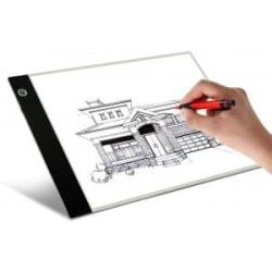 A4 Light Board Ritplatta / Skrivplatta