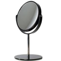Makeup Spegel m. fot Svart/Black Uniq® Design