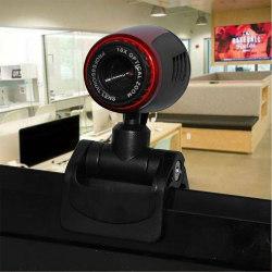 HD-Webbkamera 1080P Med Mikrofon USB-Stationär Bärbar Webbkamera
