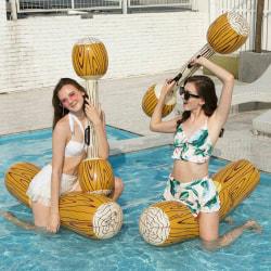 4st Pool Uppblåsbar Gladiator Vattenlekleksak