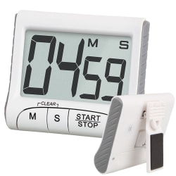 LED Display Digital Kitchen Timer Stoppur Elektronisk timer