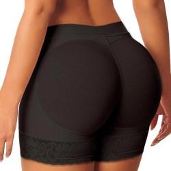 Kvinnor Flickor Casual Plus Size Body black M
