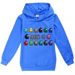 Bland oss Game Kids Hoodie Sweatshirt Pojkar Flickor Streetwear