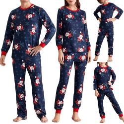 Kvinnor Män Barn Set Party Nattkläder Familj Kid 100