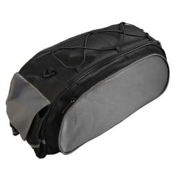 Cykelstol Bakväska Bike Pack Cykelhållare Black Grey
