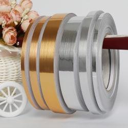 Keramisk kakel Mildewproof Gap Tape Gold 2cm*50m