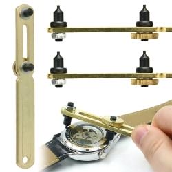 Justerbar öppnare klockverktyg Remover ryggfodral Reparation