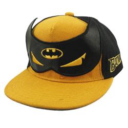 Batman Baseball Hat Barnkepsar Justerbara solhattar Yellow