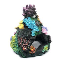 Fish Tank Mountain - View Cave Landscape Aquarium - Heminredning