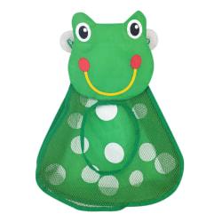 Barn baby leksaker förvaringsarrangör Anka leksak snygg väska Frog