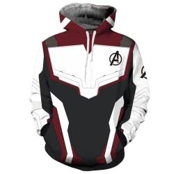 Men Kids Party Cosplay Kostym Avengers 4 Suit Långärmad Sweater L