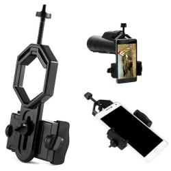 Universal Telescope Mobiltelefonmonterad adapter Spotting Scope