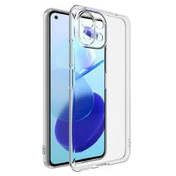 Xiaomi Mi 11 Lite / Mi 11 Lite 5G - Transparent Mjuk TPU Skal Transparent