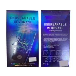 Huawei P Smart 2021 - Hydrogel skärmskydd Transparent