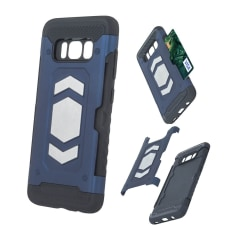 iPhone 7 Plus / 8 Plus Defender Kort Fodral - Mörkblå Mörkblå