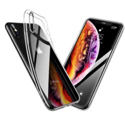 iPhone XR - Transparent 1,8 mm Slim Skal  Transparent