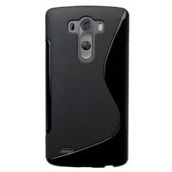 LG G4 - S-line Gel Skal - Svart Black