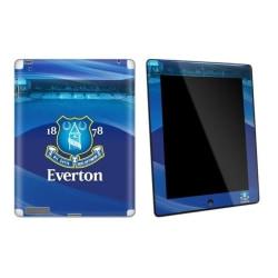 Officiella FC Skins För iPad 2/3/4  - EVERTON Blue