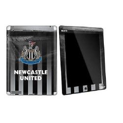 Officiella FC Skins För iPad 2/3/4  - NEWCASTLE UNITED Black